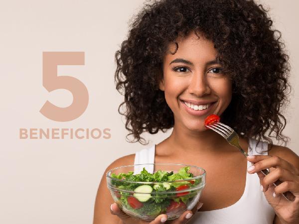 5 beneficios médicos de la dieta cetogénica