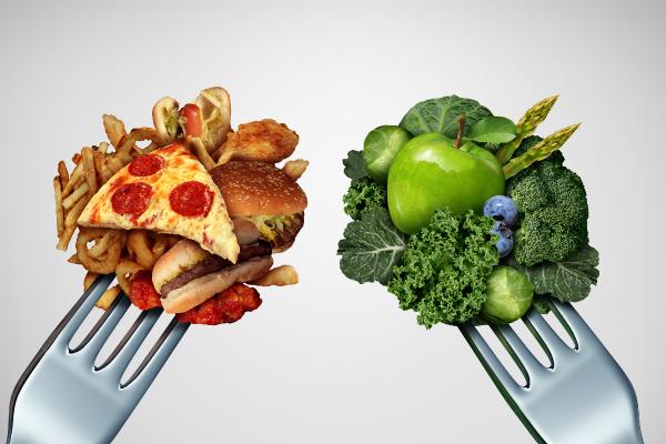 ¿Alimentos buenos y malos?