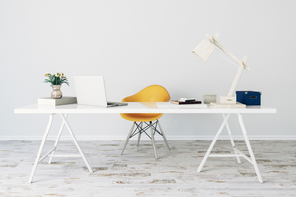 Crea tu propio espacio de trabajo