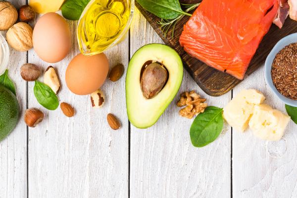 Bases para una dieta keto saludable